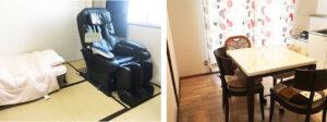 女子専用休憩室